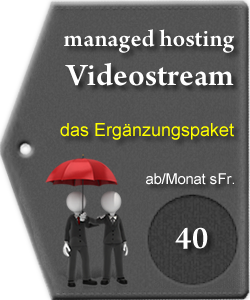 managed hosting Videostream